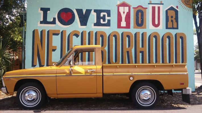 1974 Ford Courier Ford-Trucks.com 1