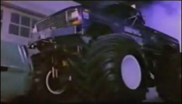 bigfoot commercial