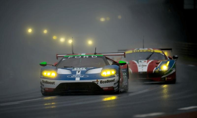 2016 Ford F350 >> Ford Beats Ferrari at Their Own Game. Again... - Ford ...