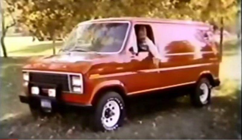 1979 ford van butkus ad