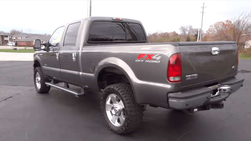 2006 Ford Super Duty Ford-Trucks 4