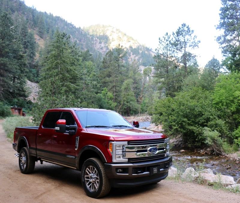 2017 Ford Super Duty Ford-Trucks 18