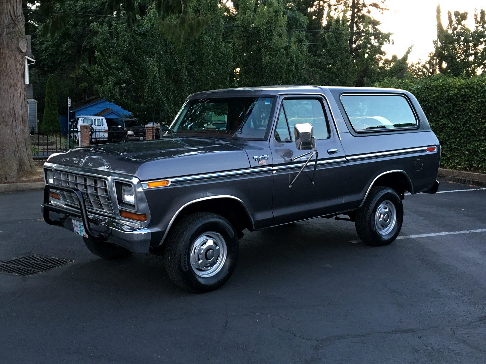 babied 1978 ford bronco with 47k miles up for grabs! ford trucks combabied 1978 ford bronco with 47k miles up for grabs!