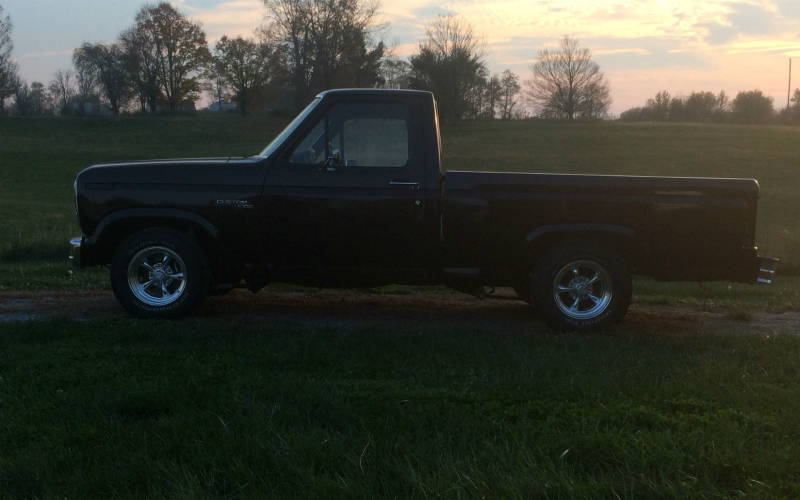 1981 ford