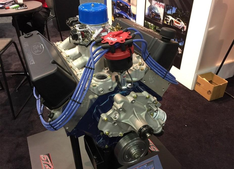 Ford 572 Super Interceptor