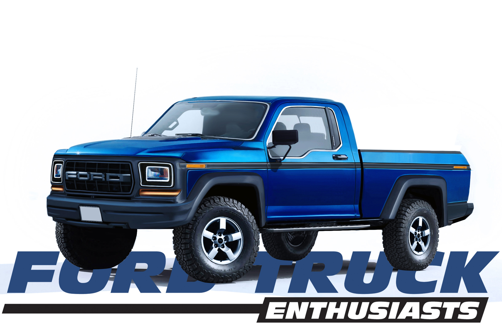 1979 Ford F250 >> Creating the Ultimate Retro Ford Raptor - Ford-Trucks.com