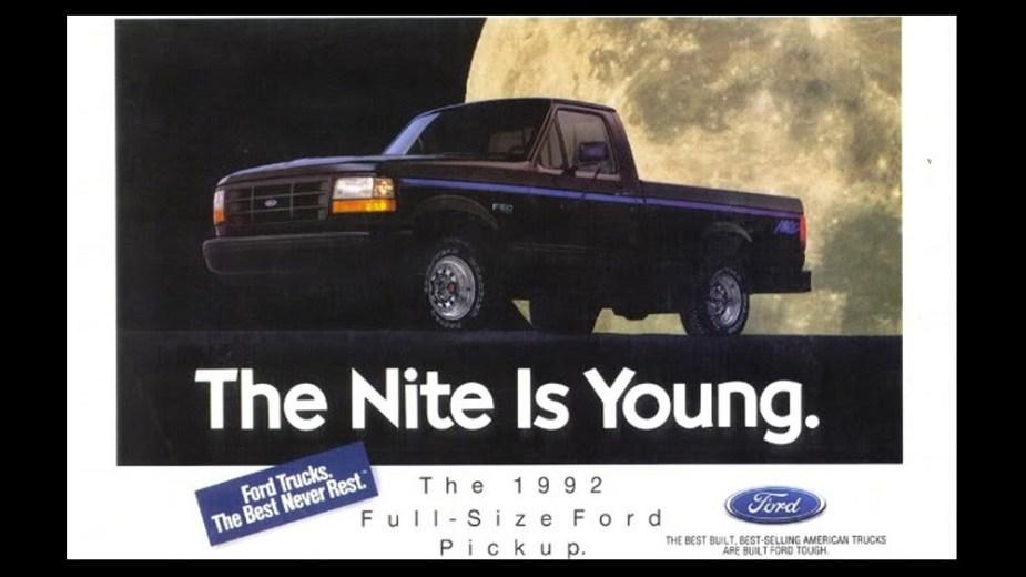 Ford F-150 Nite