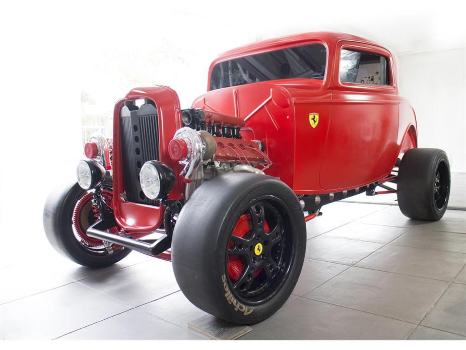 Ford - Ferrari