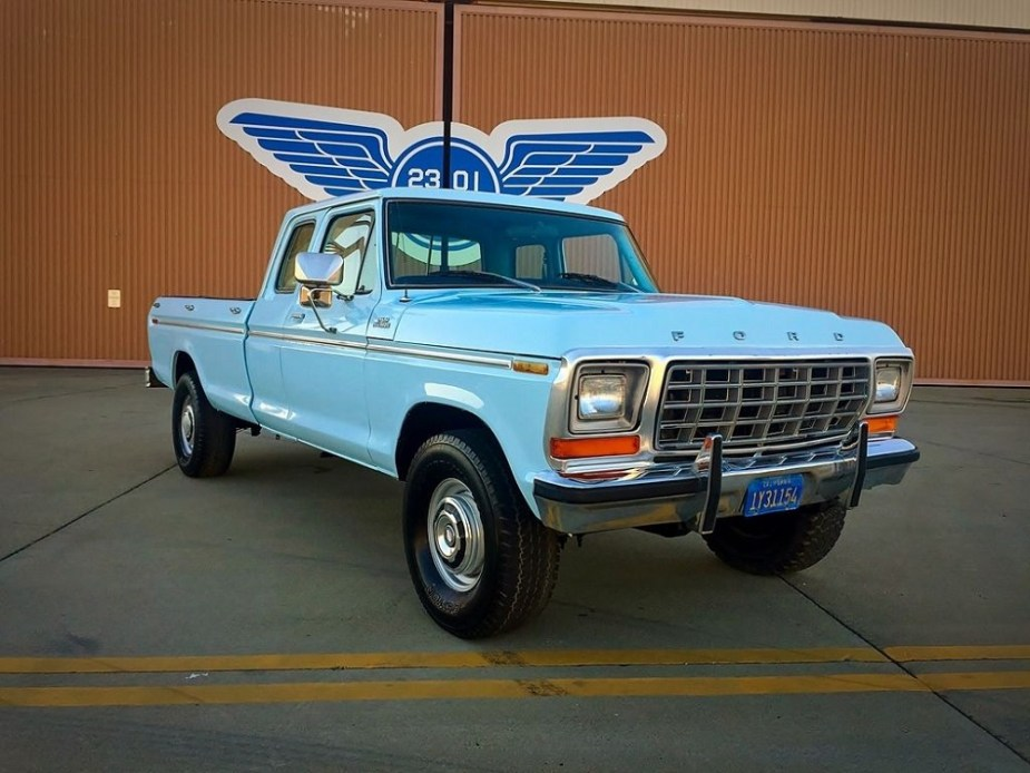 1979 Ford F-250 Supercab