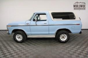 1979 Bronco