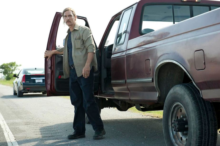 Matthew McConaughey Ford F-250HD XL