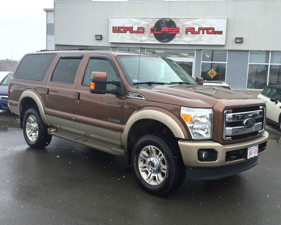 Are You In The Mood For A New Ford Excursion Ford Trucks Com