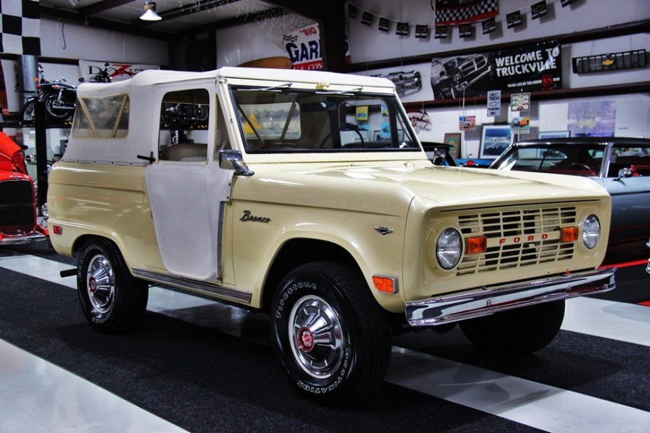 Bronco U13 Roadster