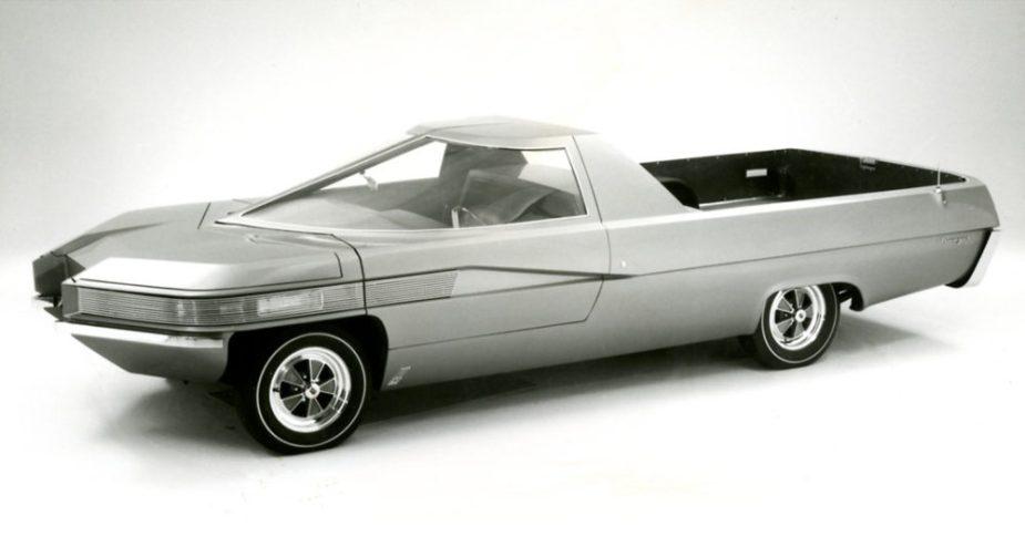 1966 Ford Ranger II Concept Supercar Truck