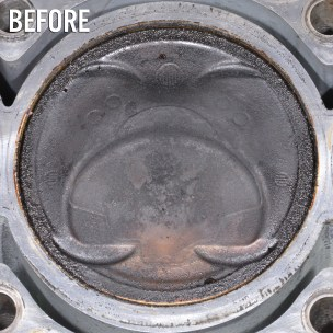 Piston 2 Before