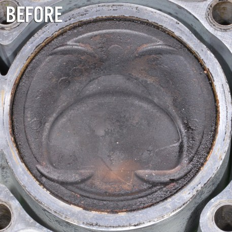 Piston 4 Before