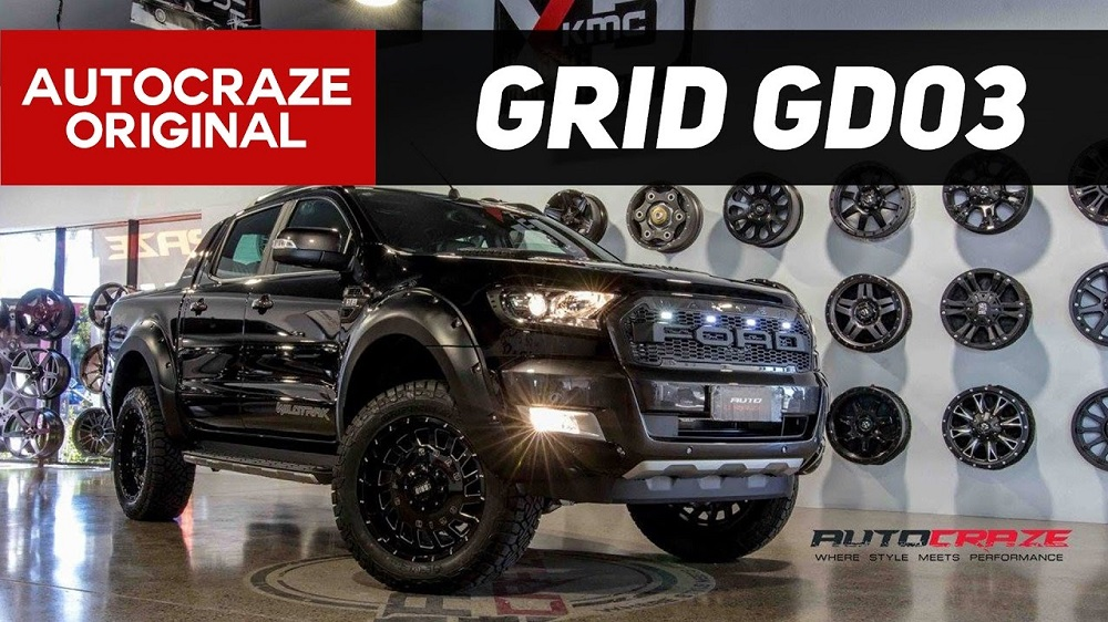 Watch a Ford Ranger Turn Into a Raptor Before Your Eyes