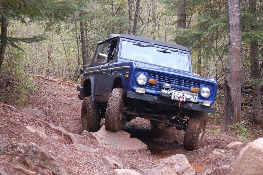 FTE Bronco Build Is No Show Queen - Ford-Trucks com