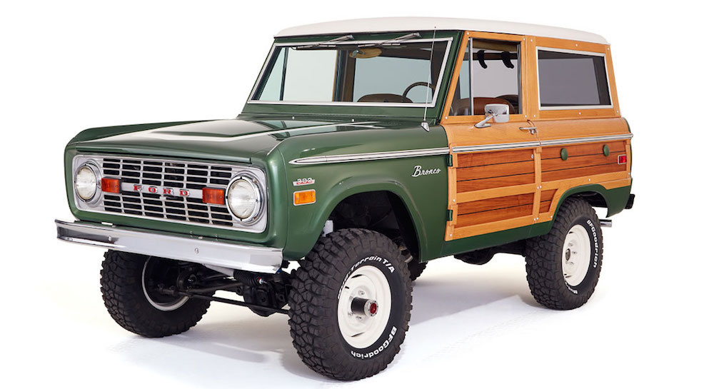 ford bronco the timeline of an icon ford trucks comFord Bronco 5th Generation Power Distribution #11
