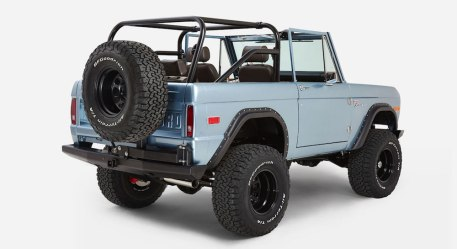 Ford Truck Enthusiasts - Ford Bronco