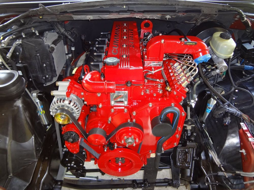 cummins v10 diesel engine