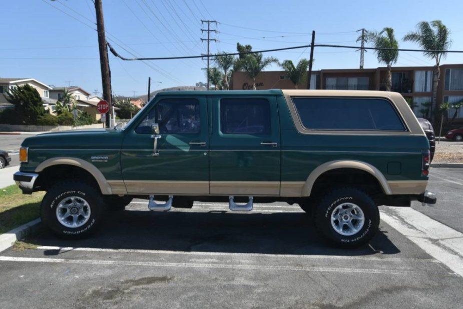 Four-Door Bronco