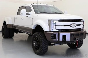 2017 Ford F-450 King Ranch
