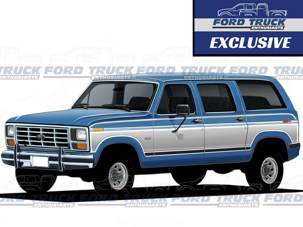 Ford Truck Enthusiast >> Fte Creates The 1980s Ford Excursion That Never Was Ford