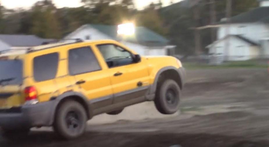 Escape STORM Tuff Trucks