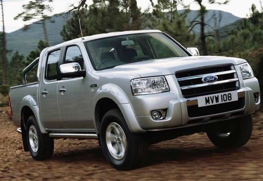 2006 Ford Ranger from Australia