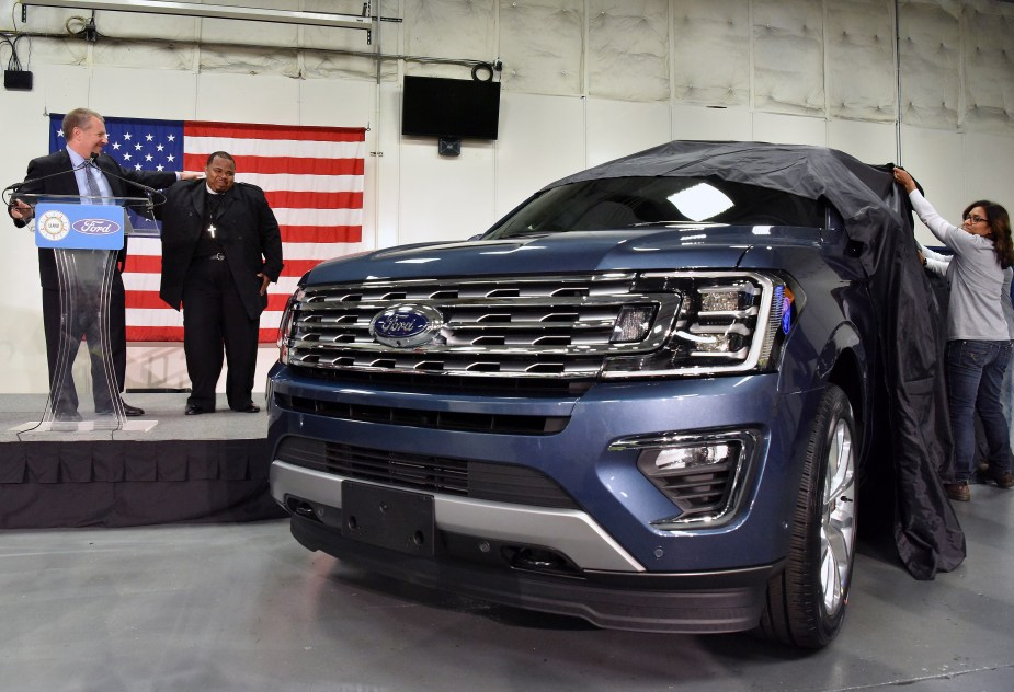 2018 Ford Expedition Kentucky Plant