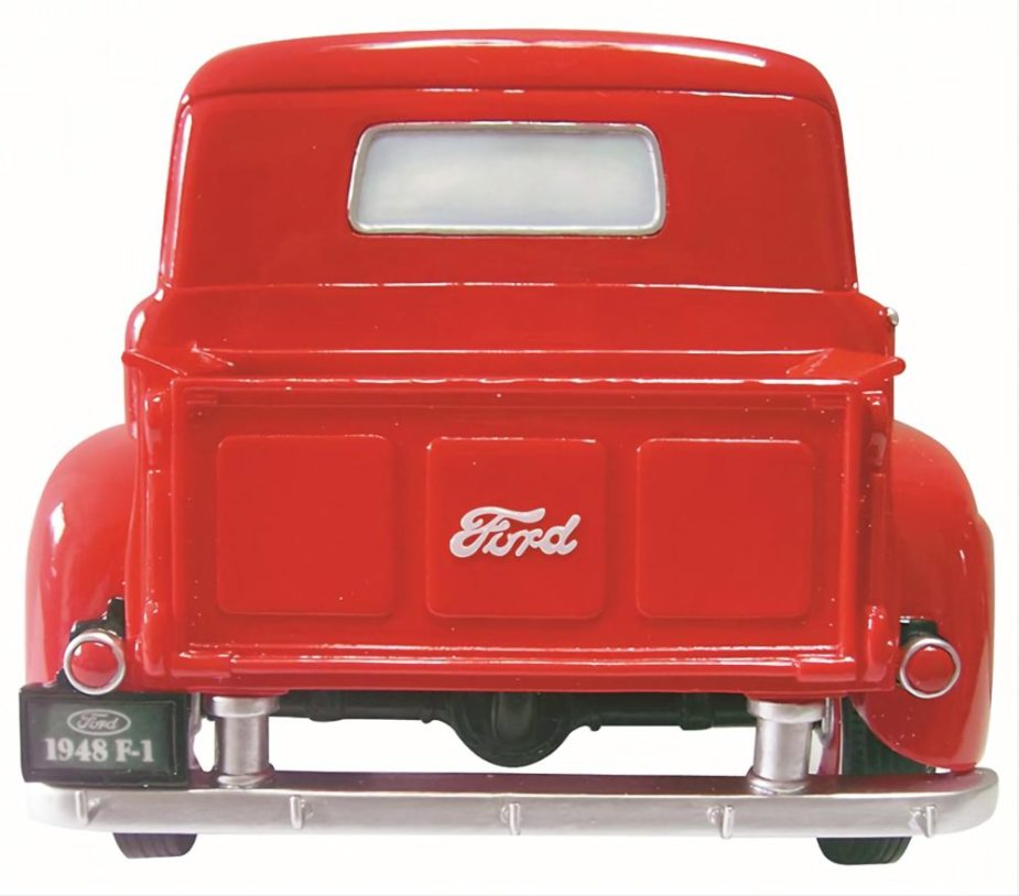 Ford Truck Key & Letter Holder