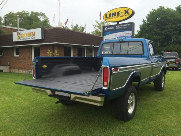 Ford Truck Enthusiasts - tailgates