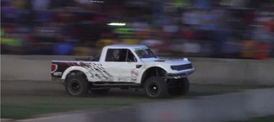Ford Raptor Race Truck