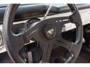 1975 Ford Bronco steering wheel