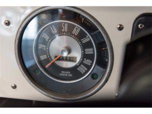 1975 Ford Bronco odometer