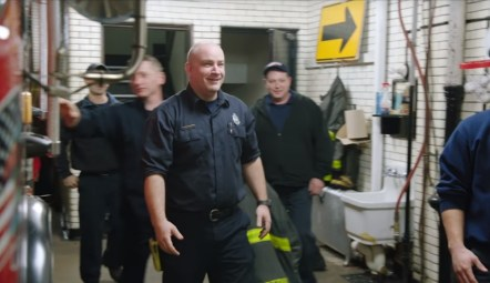 Ford Truck Enthusiasts: Ford Plays Santa to Detroit Area Firefighters