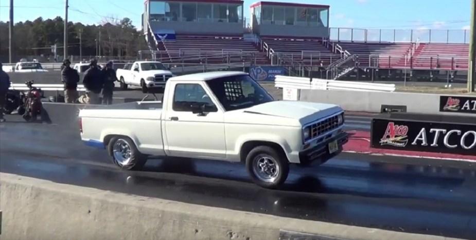Ranger Race truck Wheels Up