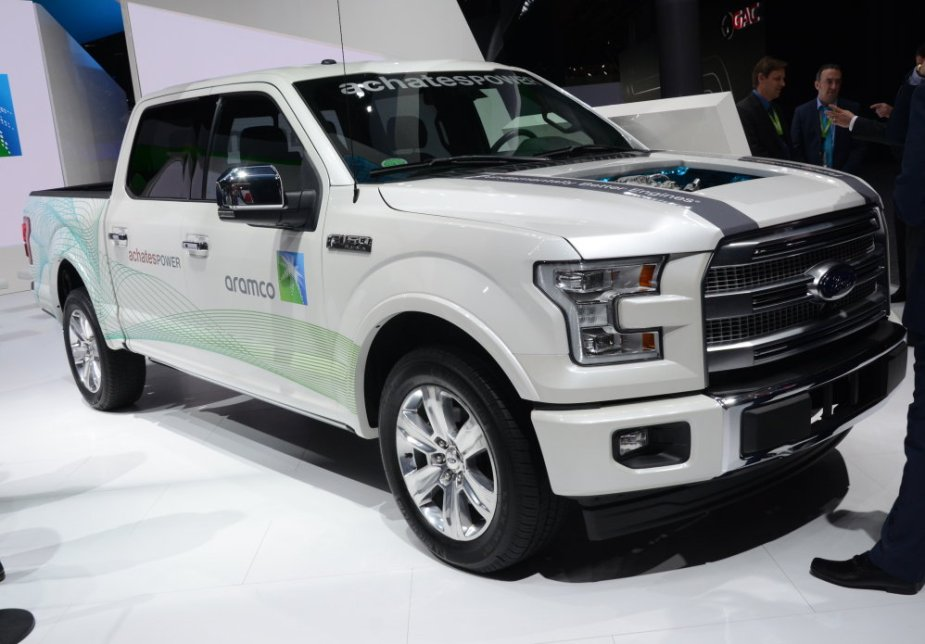 F-150 from Achates Power
