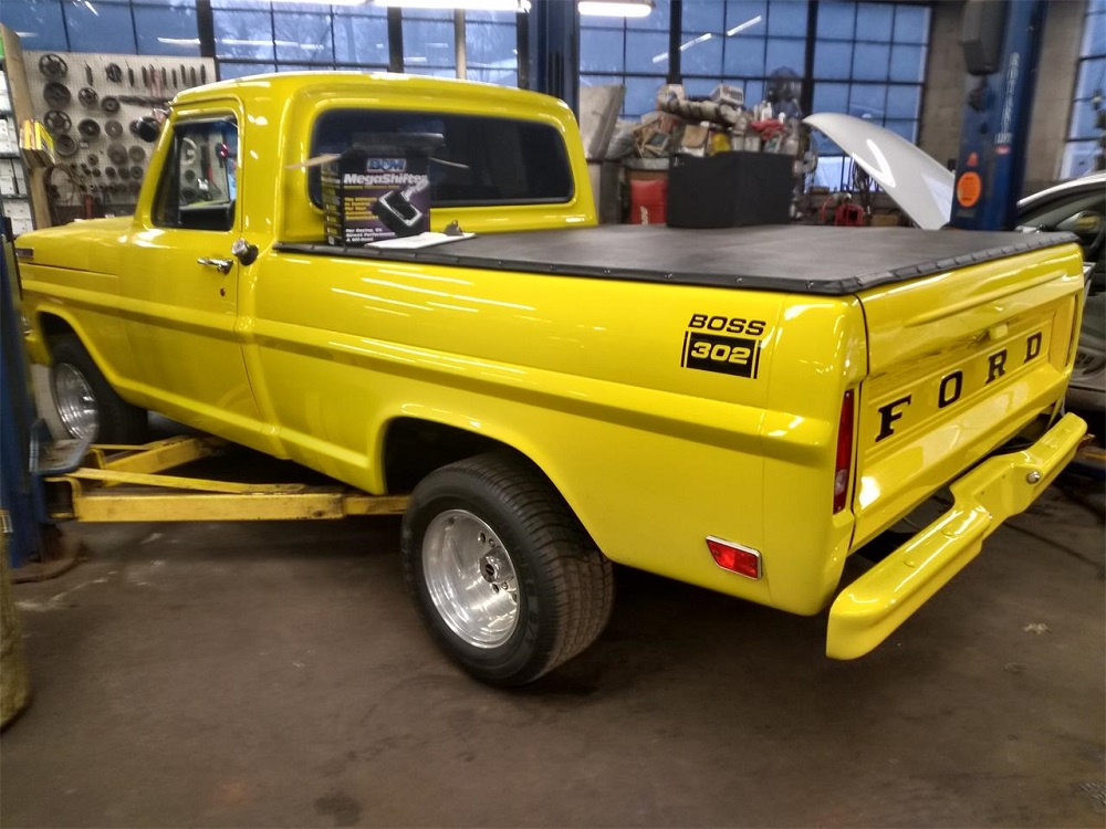 Ford Truck Enthusiast >> Ford Truck Enthusiasts 1968 Ford F 100 Ford Trucks Com