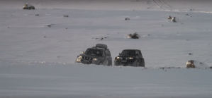 F-350 Off-Roading in Iceland