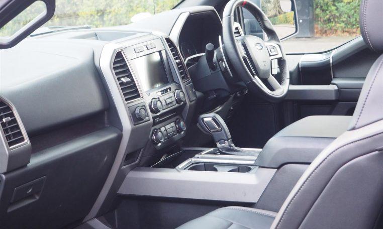RHD 2018 Ford Raptor