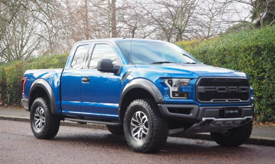 RHD 2018 Ford Raptor