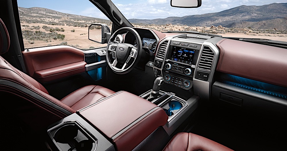 Interiors Are the Next Battleground in the Pickup Truck Wars