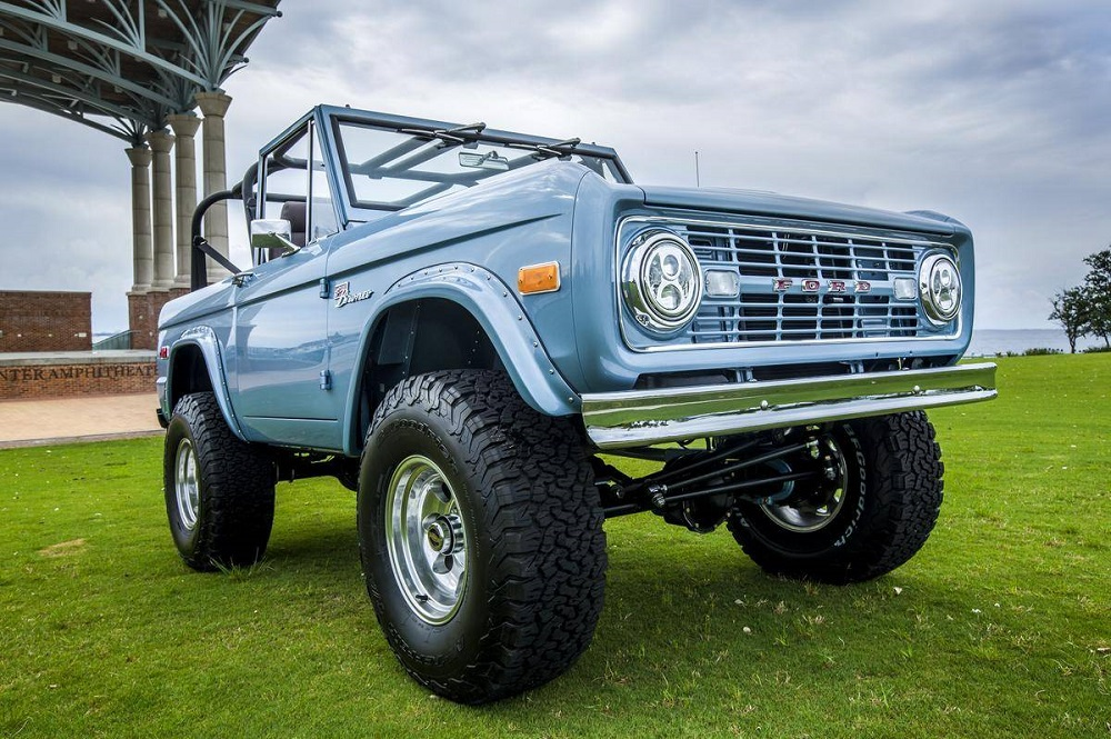 how will ford\u0027s new bronco out bronco the restomods? ford trucks comFord Bronco 5th Generation Power Distribution #8