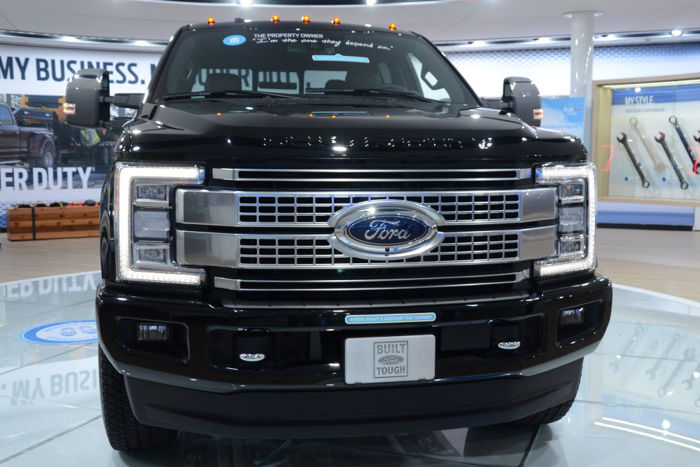 Adding OEM LED Headlights & Taillights to Your 2017 F-250 ...