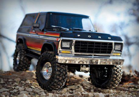 Traxxas 1979 Ford Bronco Model Truck