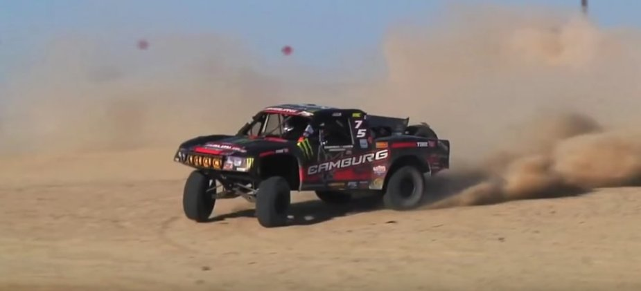 Camburg Raptor Race Truck