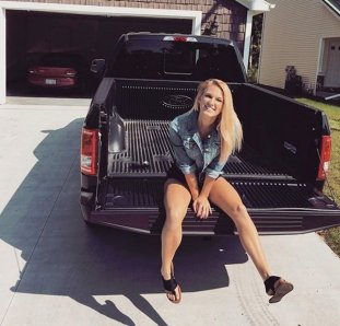 F-150 Tailgate Down