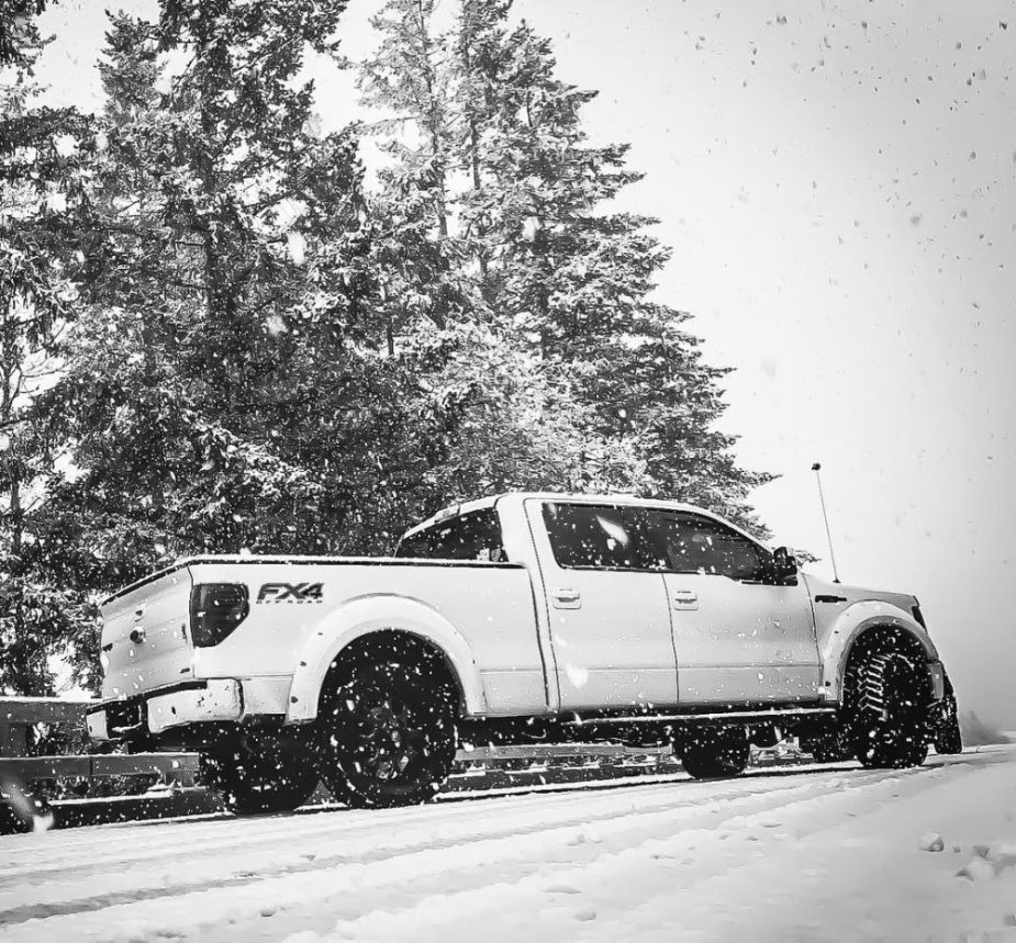 Ford F-150 by fordgirlforlife on Instagram
